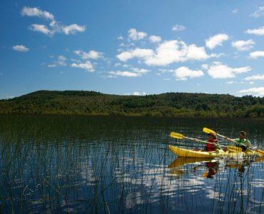Paseos, Kayak y Trekking